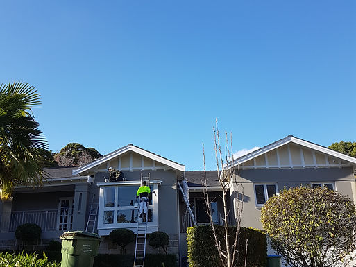 Lindfield Exterior Painting