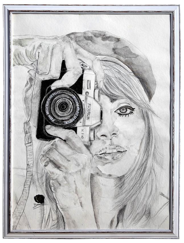 The female lens
