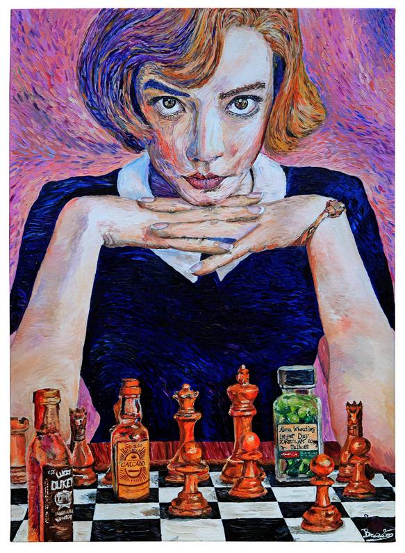 HARMON La regina degli scacchi