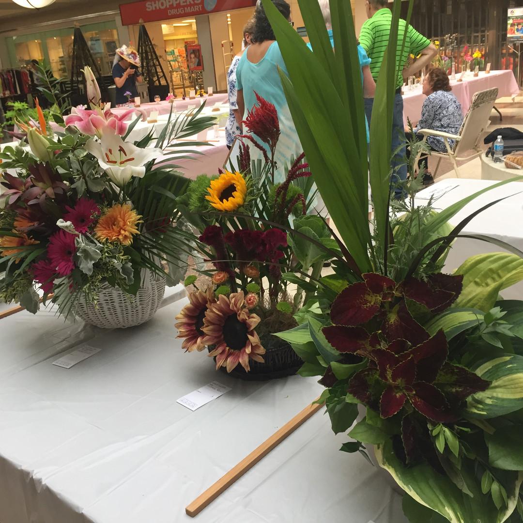 TGHS Annual Flower Show