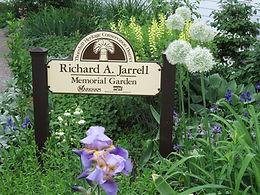 Thornhill Village Library Garden