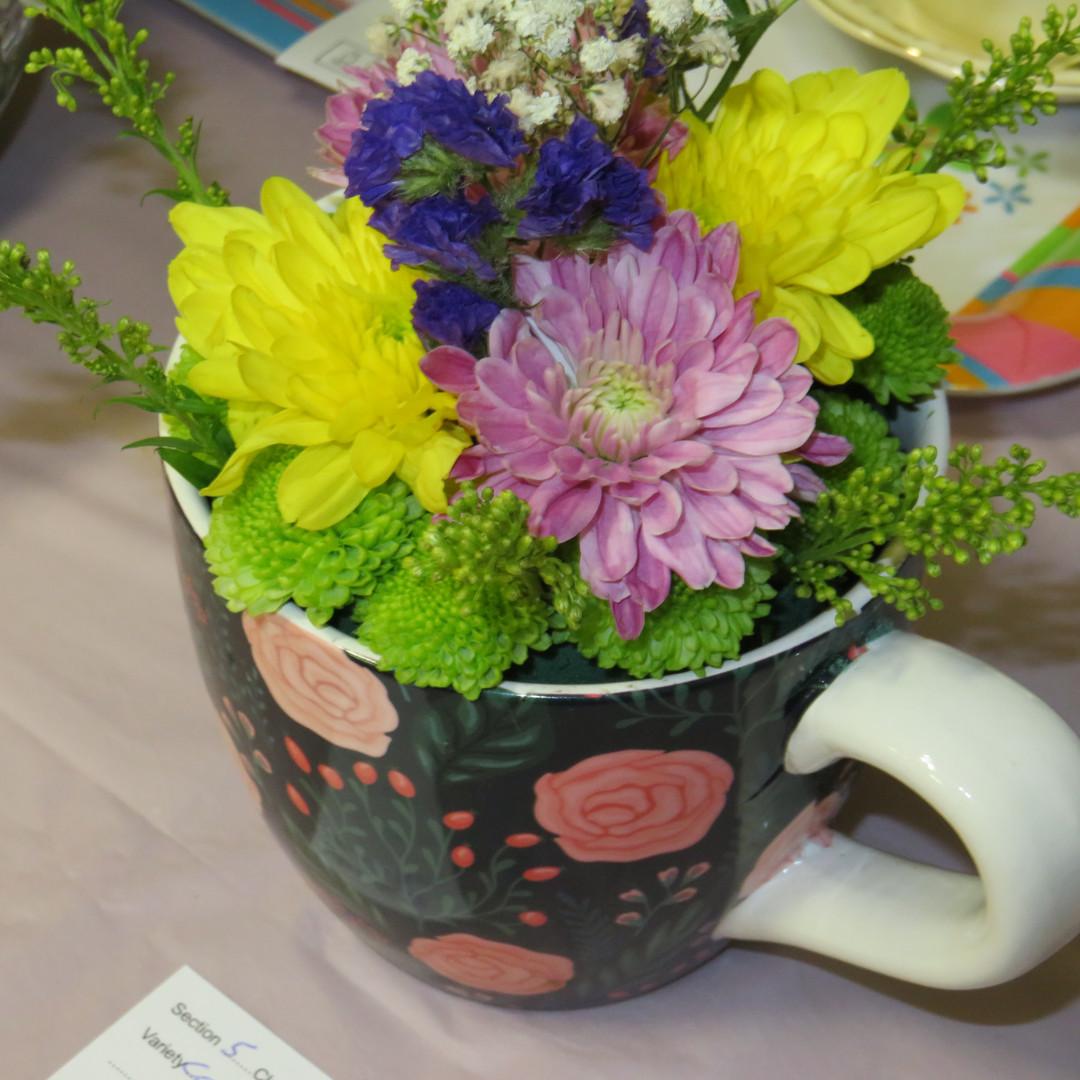TGHS Flower Show