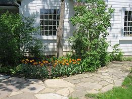 Robert West Heritage House Garden