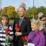 TGHS Poppy  Ceremony