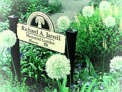 2018  Thornhill Village Library Garden