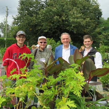 TGHS Fall Plant Sale