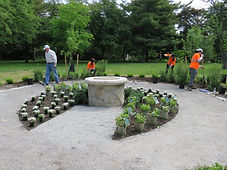 Answell Park West Planting