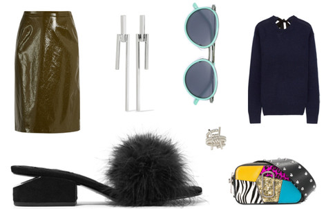 5 Ways To Wear Spring's Feathered Shoes Trend
