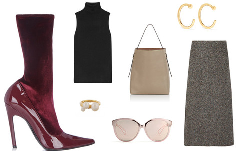 Fall Trend: What to Wear With Stretch Boots