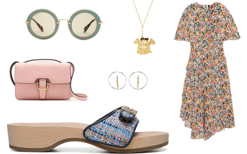 5 Chic Ways To Wear Spring's Comfiest Shoes