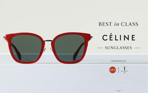 Discover Céline's Iconic Sunglasses