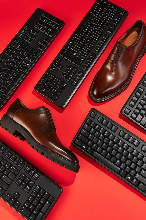 Classic Men's Dress Shoes That Are Anything But Traditional