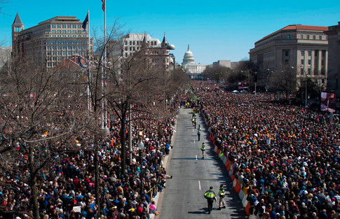 This Is What Social Media Had to Say About the March for Our Lives