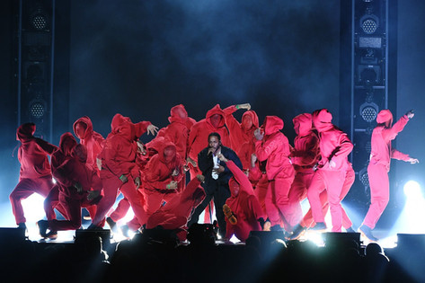 Kendrick Lamar, U2, and Dave Chappelle Bring the House Down at the Grammys
