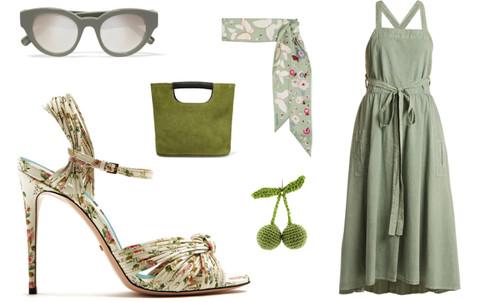 Five Ways To Wear The Monochromatic Fashion Trend
