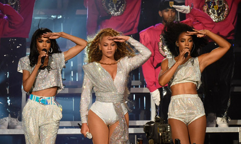 Beyoncé Dominates Coachella Once Again With New Stage Outfits