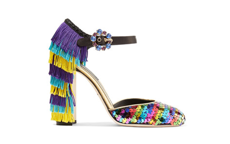 15 Spring-Ready Shoes With Fabulous Fringe