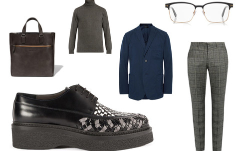 Five Ways To Style the Latest Men's Creepers