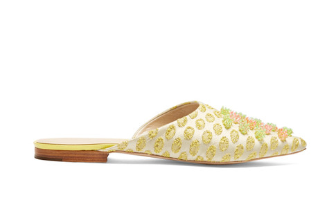 11 Bridal Flats You Can Switch Into for the Wedding Reception