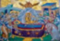 Dormition of Theotokos (4A) (Chora Monas