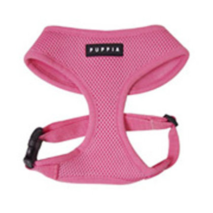 Pink Puppia Harness