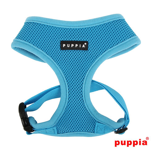 Turquoise Puppia Harness