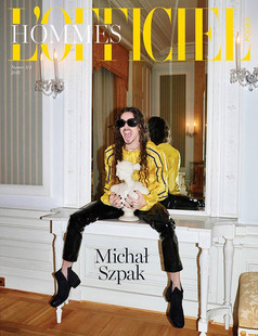 Michał Szpak x L'Officiel Hommes