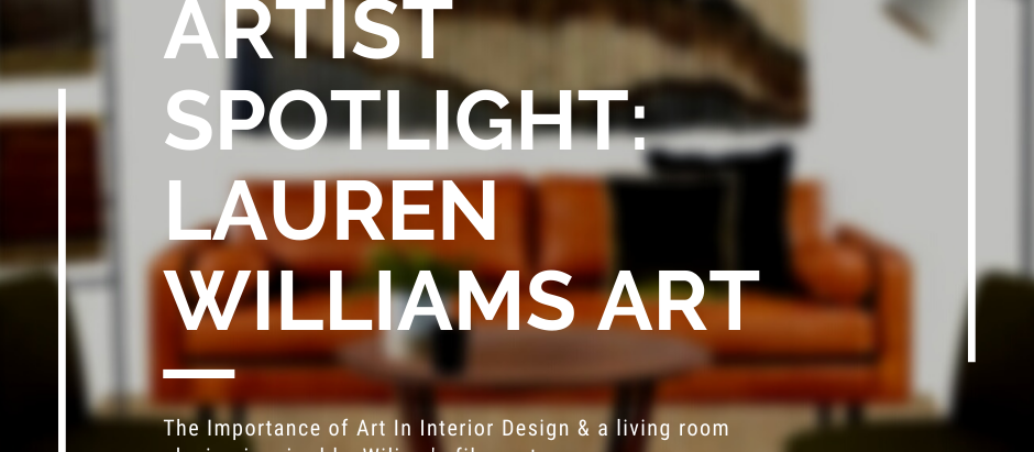 The Importance of Art In Interior Design