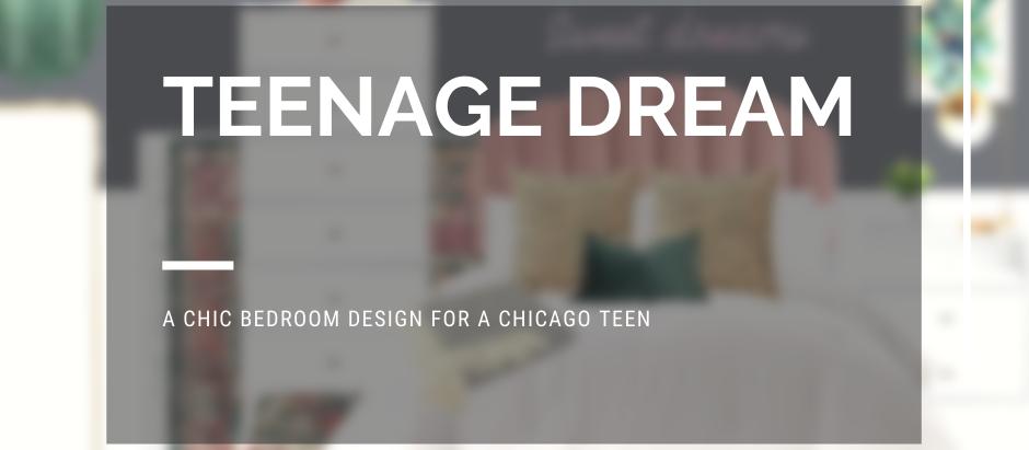 Teenage Dream Bedroom