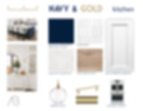 Navy & Gold Kitchen .jpg