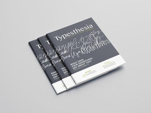 Typesthesia