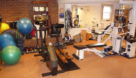 In-Home Fitness Studio