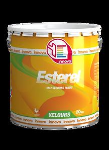 Innova Esterel Velours mat peinture acrylique batiment
