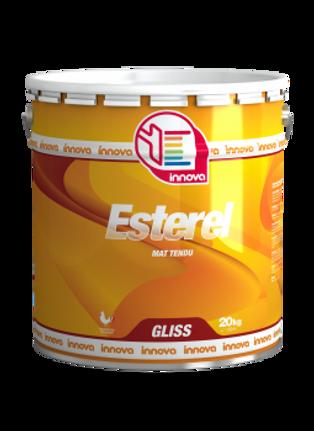 Innova Esterel Gliss Mat à plafond peinture acrylique batiment