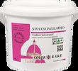 color rare stucco palladio enduit à la chaux peinture naturelle peinture batiment produit pro