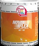 Innova novaflex peinture film semi épais acrylique siloxane façade peinture professionnelle peinture bâtiment peinture façade