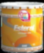 Innova Esterel Soie peinture acrylique batiment