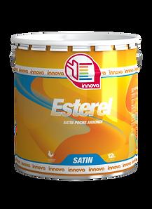 Innova Esterel Satin peinture acrylique batiment
