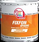 Innova fixfon opaque peinture acrylique façade peinture professionnelle peinture bâtiment peinture façade