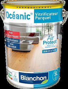 Blanchon Vitrificateur parquet océanic produit pro interieur