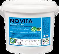 Color Rare Novita peinture à la chaux peinture naturelle peinture professionnelle produit pro