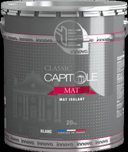 Innova Capitole classic mat à plafond peinture glycéro peinture professionnelle batiment