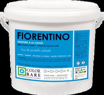Color rare fiorentino peinture à la chaux peinture naturelle peinture professionnelle produit pro