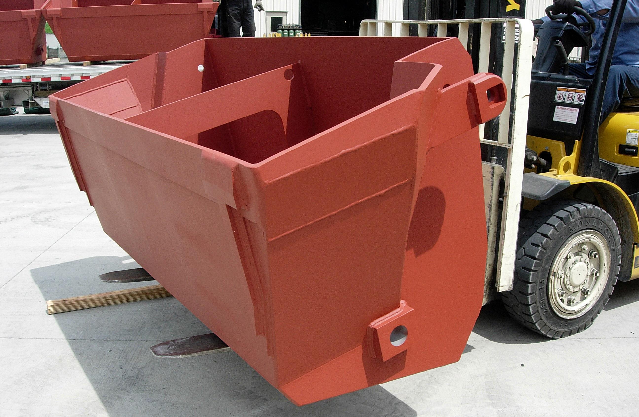 Bucket Assembly