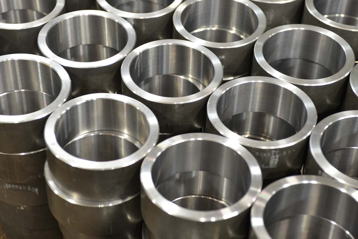 Machined Bushings