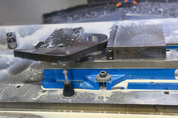 Machined Plate