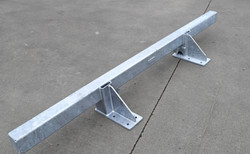 Galvanized Bumper