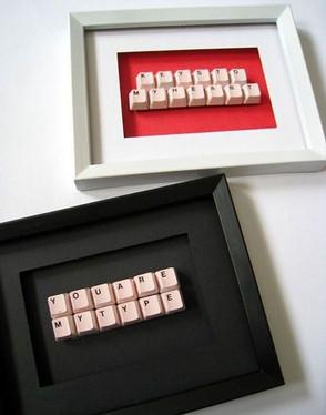 Keyboard Message in Frame