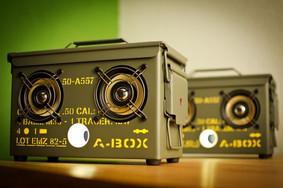 Ammo Can Bluetooth Speaker Box