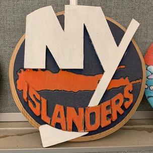 Islanders 3D Wall Art